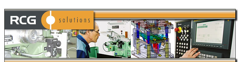 RCG Solutions - injection molding, molding design